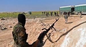 الجيش العراقي يتسلم الدفعة الثانية من الدواعش