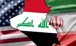 الملاكمة الأمريكية الإيرانية في العراق
