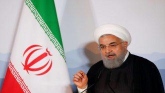 روحاني:زيارتي لبغداد سأرفع من خلالها قيمة الصادرات الإيرانية إلى 20 مليار دولار سنوياً!