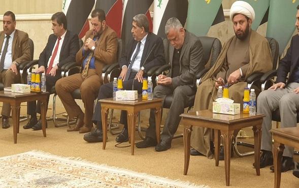 اخبار الشارع العراقي 2019_تحالف الفتح:إتفاق