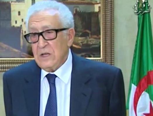 الإبراهيمي للجزائريين:لا تحطموا دولتكم كما حُطم العراق