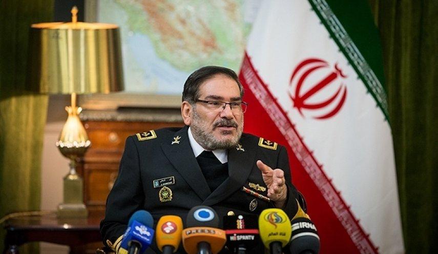 شمخاني يُبشر العبيد..العراق أصبح محافظة إيرانية