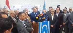 بالوثيقة.. الأحزاب التركمانية تطالب بإنسحاب البيشمركة  من حدود كركوك