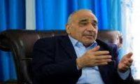 العراقيون:عبد المهدي فاشل وضعيف أمام القوى المليشياوية السياسية المتنفذة