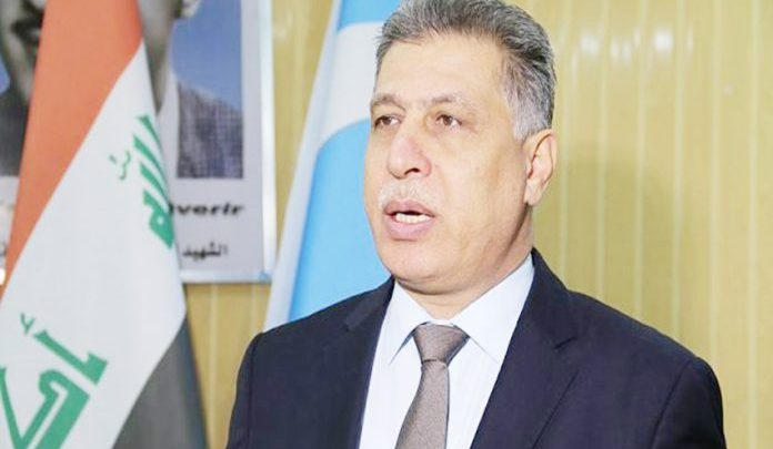 الصالحي:منصب محافظ كركوك أصبح من حصة التركمان
