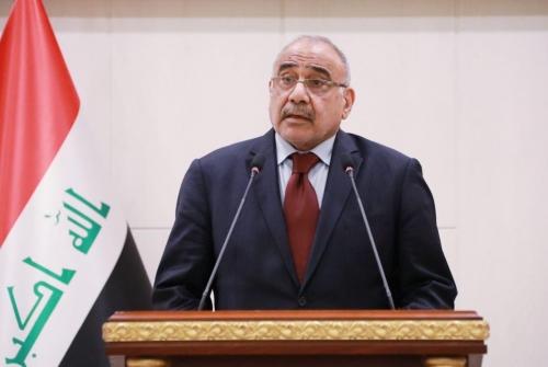 """عبد المهدي:لا وجود لموازنة 2014 ولدي """"34"""" خطة لمكافحة الفساد!!"""