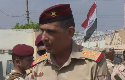 الغانمي يدعو إلى إرسال تعزيزات عسكرية إلى سنجار