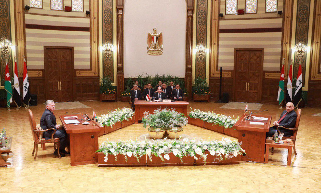 الخارجية:القمة العراقية المصرية الأردنية ستعيد البلاد إلى حاضنته العربية