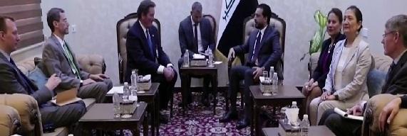 السفارة الأمريكية:وجود قواتنا في العراق ضرورة أمنية