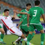 تأهل المنتخب الأولمبي العراقي إلى نهائيات كأس آسيا تحت 23 عاما