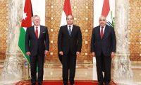 بالوثيقة..البيان الختامي المشترك للقمة الثلاثية بين العراق ومصر والأردن