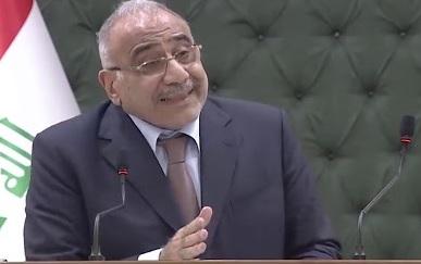اللويزي:مسعود بارزاني وراء أزمة سنجار وعبد المهدي غير قادر على حماية سيادة العراق