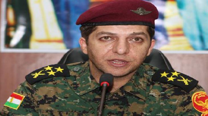 بشرى للأكراد..منصور بارزاني خلفا لشقيقه مسرور على رئاسة  أمن الإقليم