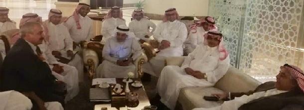 العقابي:افتتاح منفذ عرعر الحدودي مع السعودي في شهر تشرين الأول القادم