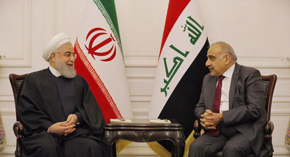 حسيني:عبد المهدي ممتعض من تصرفات العبادي تجاه إيران