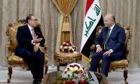 صالح يدعو إلى التعاون الاقتصادي مع اندونيسيا