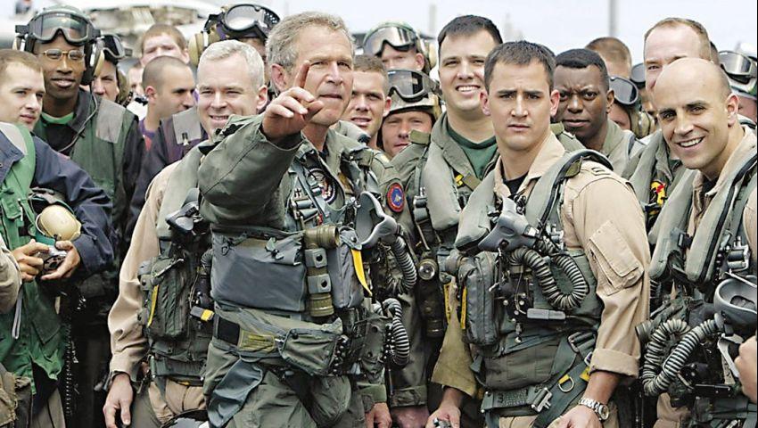وقفة تأمل ومراجعة أمام المغامرة الامريكية في العراق؟