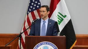 السفارة الأمريكية تطالب عبد المهدي بإخراج الفصائل المتنفذة في الحشد من المناطق المحررة