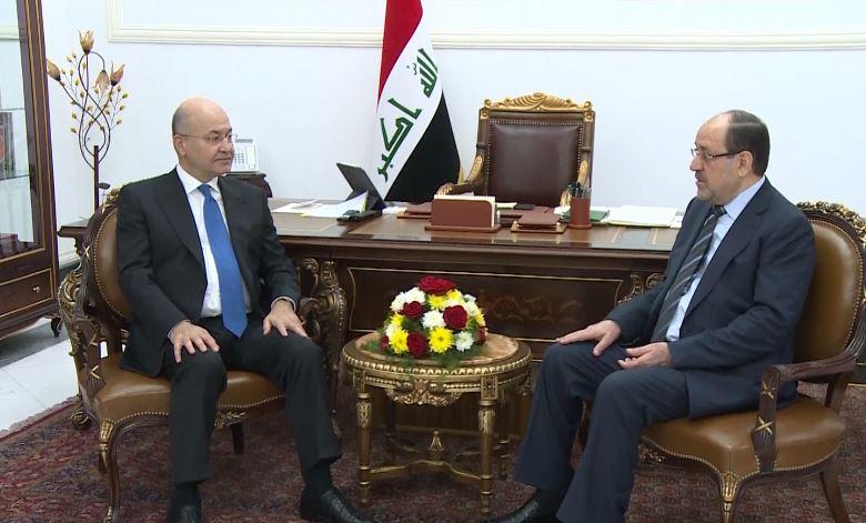 صحيفة :صالح يرفض أن يكون المالكي نائبا له