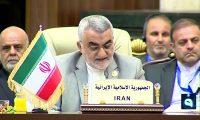 بروجردي:الحشد الشعبي فضل مساعدة الشعب الإيراني على الشعب العراقي