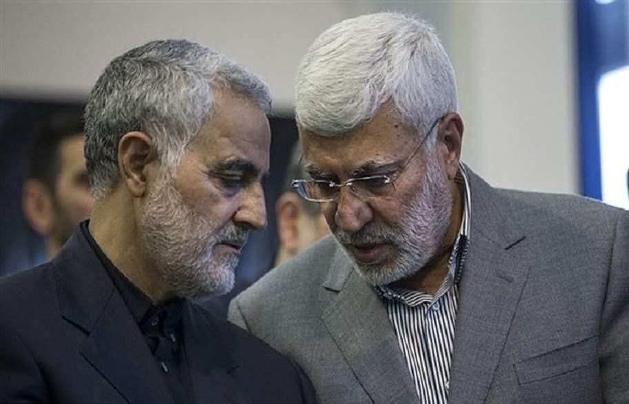 """""""المهندس"""":الحرس الثوري الإيراني""""قدوتنا"""" وسندافع عنه حتى الموت"""
