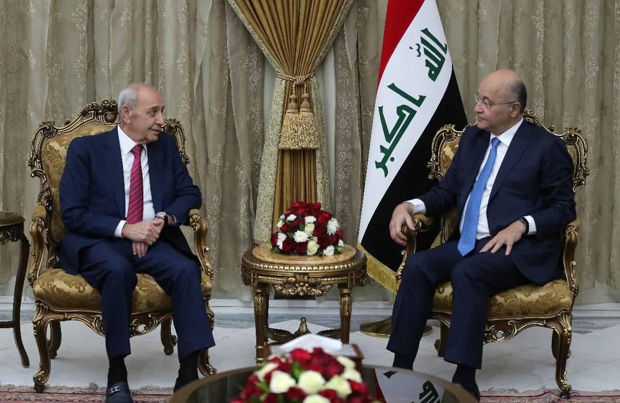 اخبار الشارع العراقي 2019_صالح يؤكد