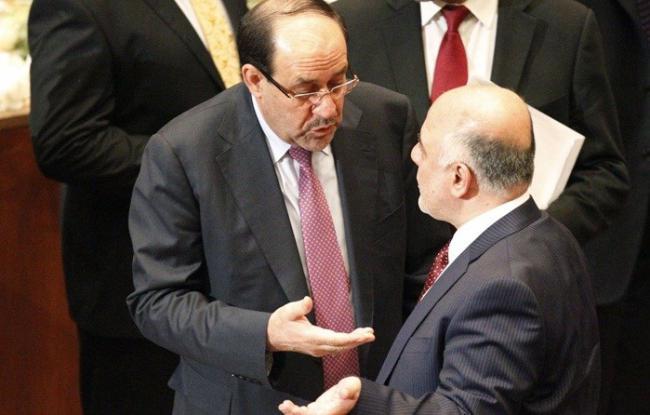 سائرون:المالكي والعبادي والأعرجي والعيداني لم يؤدوا اليمين الدستوري كنواب لحد الأن
