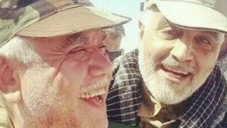 منظمة بدر:نحن مع الحرس الثوري الإيراني ونموت من أجله