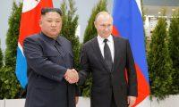 بوتين يدعو إلى تخفيف التوترات في شبه الجزيرة الكورية