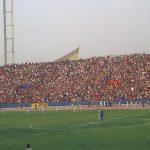 وزارة الرياضة تطالب بفحص شامل للوضع الفني لملعب الشعب الدولي