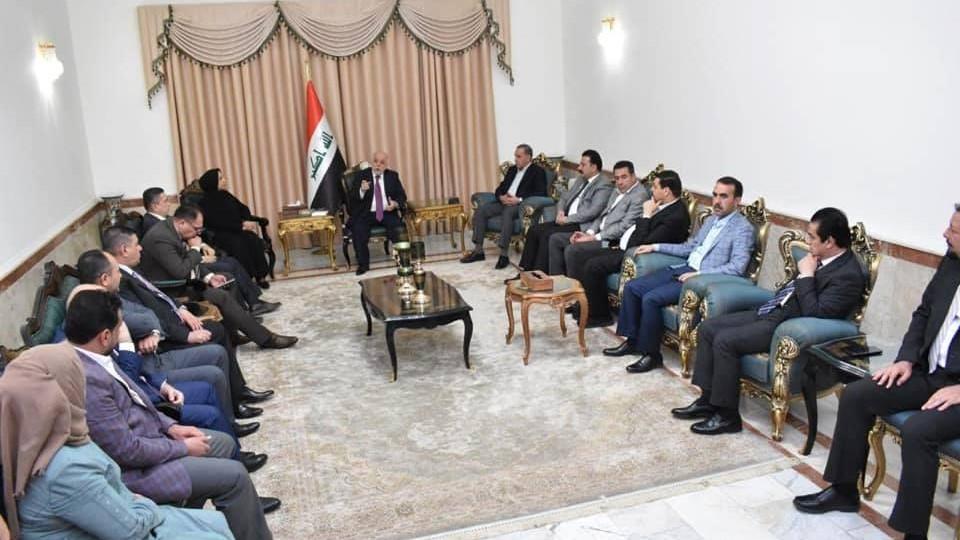 ائتلاف النصر يرفض توزيع رئاسة اللجان النيابية على أسس طائفية