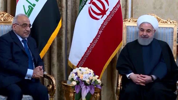 صحيفة:إيران أبلغت عبد المهدي برفضها توريد الكهرباء للعراق من السعودية