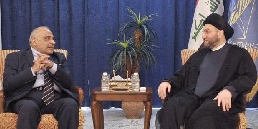 الحسناوي:عبد المهدي طلب من الحكيم بدعم حكومته