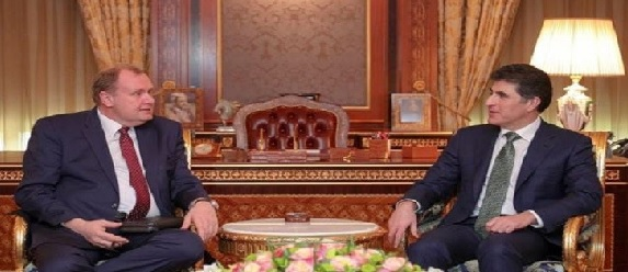 نيجيرفان يطمأن الروس بنهاية خروج حكومة مسرور من الشرنقة