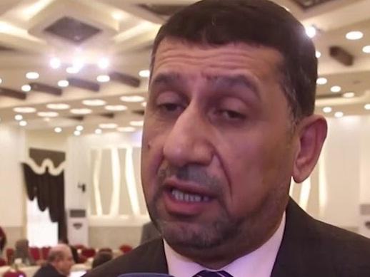 المرعيد:بدعم من الحشد وإيران أنا محافظ الموصل الجديد!!