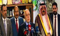 العبادي من الفلوجة:نريد من حكومة عبد المهدي السير بالاتجاه الصحيح