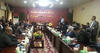 اخبار الشارع العراقي 2019_حكومة الديوانية:تهديد