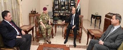 اخبار الشارع العراقي 2019_صالح يلتقي