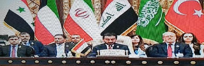 """العلوي:مؤتمر قمة الحلبوسي """"مشبوه"""" وعلى عبد المهدي التصحيح"""