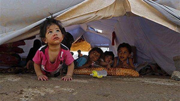 الهجرة الدولة:1.7 مليون نازح حاليا في العراق