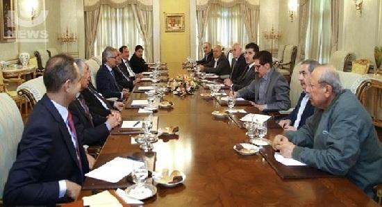 بشرى للأكراد..اتفاق حزبي بارزاني وطالباني لرئيس الإقليم نائبان!