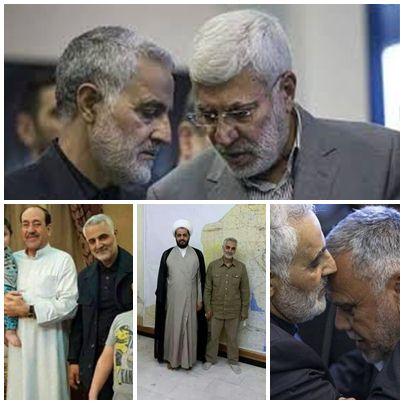 الحرس الثوري الإيراني عراقي أيضا