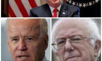 ترامب:منافساي في الانتخابات القادمة واحد مجنون والثاني نعسان