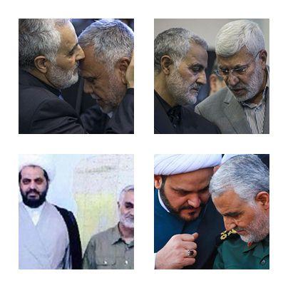 """مليشيات العصائب والنجباء وكتائب حزب الله """"تهدد"""" واشنطن وتؤكد أنها جزءاً من الحرس الثوري الإيراني"""