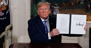 ترامب يعلن عقوبات جديدة على إيران