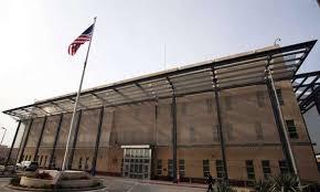 مصدر:مليشيا كتائب سيد الشهداء و الإمام علي وراء قصف السفارة الأمريكية في بغداد