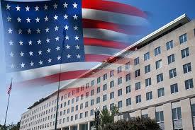 الخارجية الأمريكية تطالب موظفيها غير الضروريين مغادرة العراق فوراً