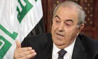 """علاوي:إحراق المزارع والبساتين العراقية رسالة إيرانية بـ""""منع الاكتفاء الذاتي"""""""