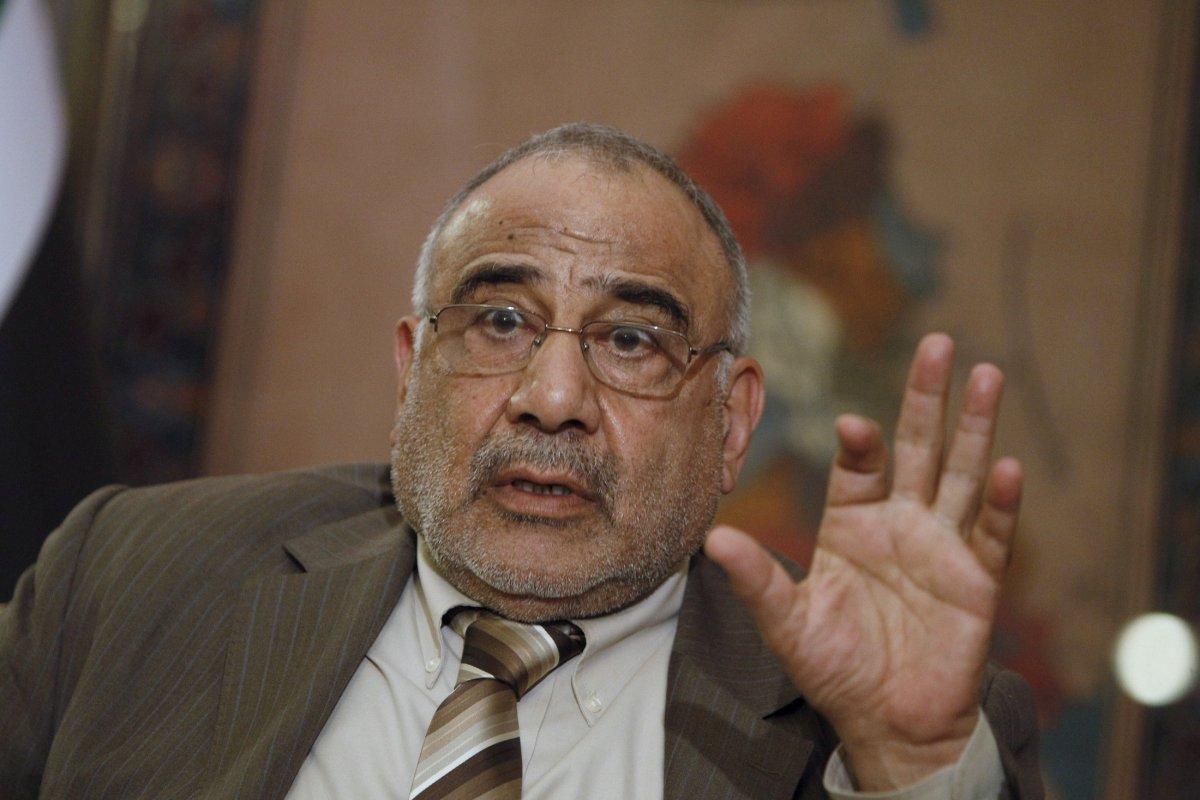 الهنين:القوى المتنفذة ترفض طلب عبد المهدي بتوطين رواتب الموظفين