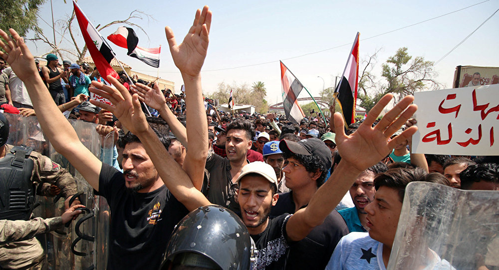 العراقيون ،الى متى تلاعبهم الريح؟